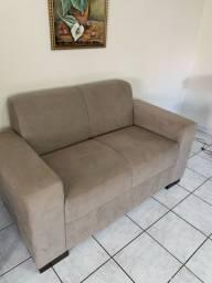 Sofá de 3 e 2 lugares ,extremamente novo !