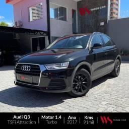 Título do anúncio: Audi Q3 TSFi Attraction 2017