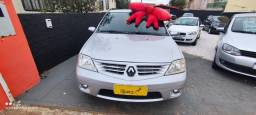 Título do anúncio: Renault Logan 1.6 flex 2009 18x$647,25 leia o anuncio