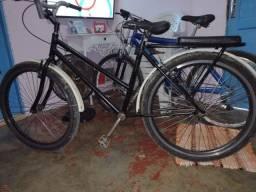 Vendo ou troco bicicleta em celular otimo estado pra sair hoje 400 $$