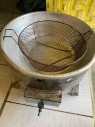 Título do anúncio: Fritadeira a gás  5 litros