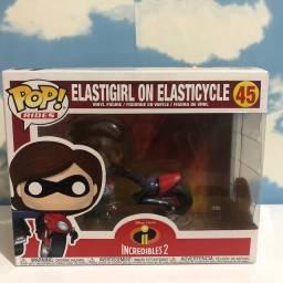 Título do anúncio: Funko Pop Elastigirl on elasticycle