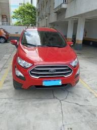 Ecosport SE 2020 Automático Vermelho (11.000Km rodados)