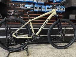 Bicicleta aro 29 mtb Athor Storm 2021 Nota fiscal e garantia