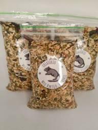 Mix de sementes para gerbos 400g