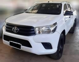 Título do anúncio: Toyota Hilux 2019 4x4 Diesel, Branca
