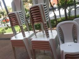 Jogo de mesas PVC
