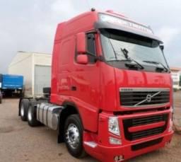 Título do anúncio:  Volvo Fh 440 6x4 2011 Globetrotter