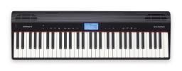 Piano Digital Roland Go61p Go Piano Bluetooh 61 Teclas - Produto Novo - Loja Física