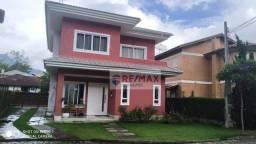 Casa com 4 dormitórios para alugar, 149 m² por R$ 4.500,00/mês - Vargem Grande - Teresópol