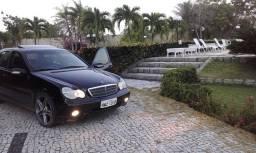 Mercedes c180 parada