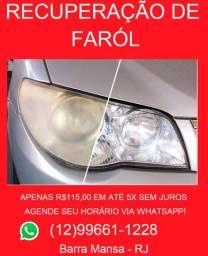 Recuperação de Farol