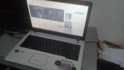 Notebook Dual Core, 4 GBM, 500hd