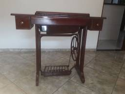 Máquina de costura singer c15 1958