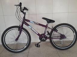 Bike com Marcha Nova