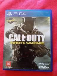 Jogo PS4, Call Of Duty - Infinite Warfare