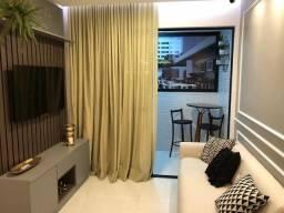 Apartamento com 2 quartos à venda, 53 m² por R$ 219.900 - Jardim Cidade Universitária - Jo