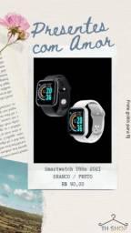 Presente Dia dos Namorados Smartwatch inteligente Y68s 2021 Android iOS