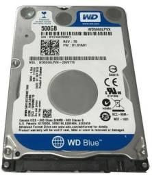HD 500 GB para Notebook Western Digital - Ultra Slim