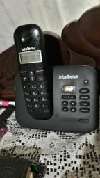 Telefone sem fio intelbras!
