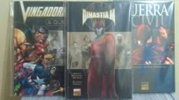 HQS Vingadores Marvel deluxe