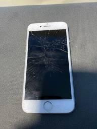 IPhone 7 Com trincos