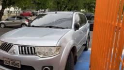 Pajero Dakar 10/11 - Novíssima!!! - diesel - 7 lugares