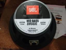 Médio JBL 8 600w par novo