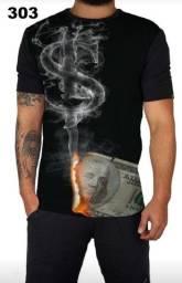 Camisetas tamanho GG