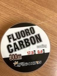 Linha de pesca Fluoro Carbon