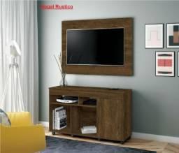 Título do anúncio: Rack com Painel Vision TV Até 40 '' com Rodízios