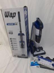 Aspirador e Higienizador com vapor e Mop, Wap novíssimo de mostruário.