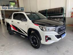 Toyota hilux gr completo fs caminhoes