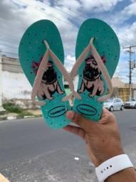 Sandálias havaianas no atacado direto da fábrica