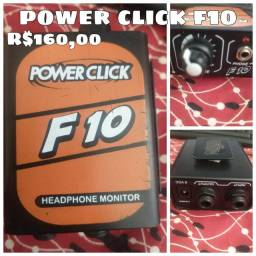Título do anúncio: Power click f1