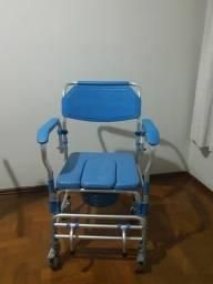 Cadeira higienica nunca utilizada