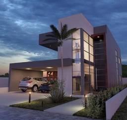 Casa em ótima localização no condomínio Terras Alphaville Campina Grande! 04 suítes