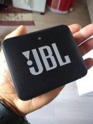 Caixa De Som Jbl Go 2 -Com Bluetooth