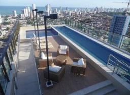 Título do anúncio: More com conforto em 2 quartos com varanda vizinho ao Rio Mar.