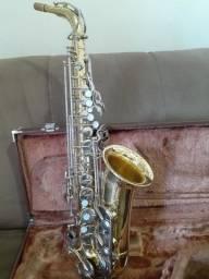 Título do anúncio: Sax alto Yamaha As100