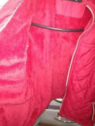Jaqueta colete feminino 50,00.