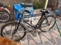 Bicicleta relíquia grande oportunidade..