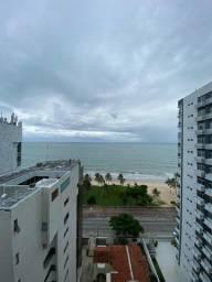 Vista Incrível do Mar no Edf. Puerto Ballata. 2 Quartos 70m² na Rua dos Navegantes