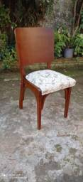 Cadeira antiga de madeira vergada estilo Gerdau