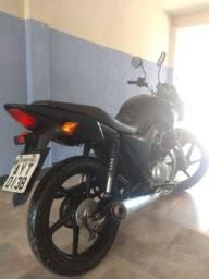Honda Cg Fan 125 ES 2014