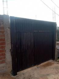 Portas de aço portão