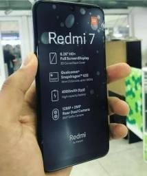Xiaomi redmi 7 semi novo