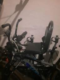 Cadeirinha infantil para bike