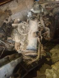 Motor para tirar peça Clio 96 1.6