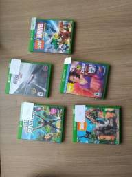 Título do anúncio: CD de Jogos Xbox One